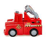 Парковка «Пожарная служба», свет и звук, фото 6