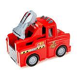 Парковка «Пожарная служба», свет и звук, фото 7