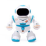 Робот «Глазастик», световые и звуковые эффекты, работает от батареек., фото 2