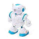Робот «Глазастик», световые и звуковые эффекты, работает от батареек., фото 3