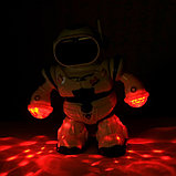 Робот «Глазастик», световые и звуковые эффекты, работает от батареек., фото 4