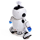 Робот «Космический герой», работает от батареек, световые и звуковые эффекты, цвета МИКС, фото 2