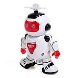 Робот «Космический герой», работает от батареек, световые и звуковые эффекты, цвета МИКС, фото 3