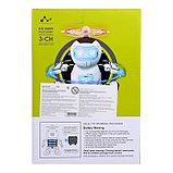 Робот «Космический герой», работает от батареек, световые и звуковые эффекты, цвета МИКС, фото 4