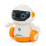 Робот радиоуправляемый «Глазастик», световые эффекты, работает от батареек, фото 2
