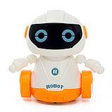Робот радиоуправляемый «Глазастик», световые эффекты, работает от батареек, фото 3