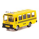 Автобус металлический «Спецслужбы», масштаб 1:52, инерция, МИКС, фото 7