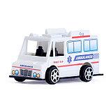 Машина инерционная «Городская Спецслужба», МИКС, фото 6
