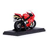 Мотоцикл металлический «Супер байк», масштаб 1:16, МИКС, фото 3