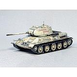Сборная модель «Советский средний танк Т-34-85», фото 2