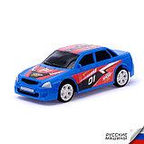 Машина инерционная «RUS Авто - Sport Car», МИКС, фото 4