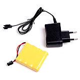 Танк радиоуправляемый «Защитник», с аккумулятором, световые и звуковые эффекты, фото 4