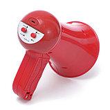 Мегафон «Пожарный», 2 режима: сирена, громкоговоритель, работает от батареек, фото 4