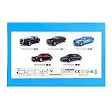 Машина металлическая «Лимузин», 1:24, открываются двери, капот, багажник, инерция, МИКС, фото 7