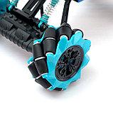 Машина радиоуправляемая «Джип-акробат», 4WD полный привод, движение во всех направлениях, цвета МИКС, фото 5