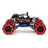 Машина радиоуправляемая «Джип-акробат», 4WD полный привод, движение во всех направлениях, цвета МИКС, фото 7
