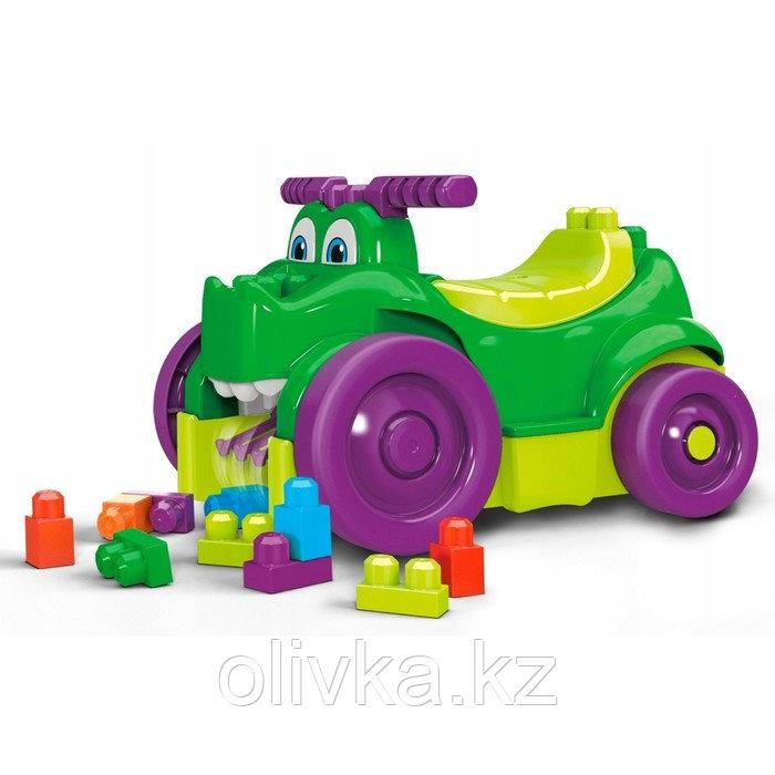 Машинка-крокодил для сбора деталей