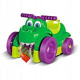 Машинка-крокодил для сбора деталей, фото 2
