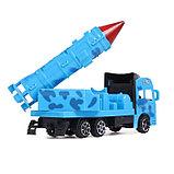 Машина инерционная «Ракетница», фото 3