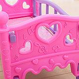Кроватка для кукол «Чудесный сон», фото 2