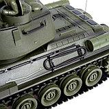 Танковый бой «Великое сражение» на радиоуправлении, 2 танка, световые и звуковые эффекты, фото 5