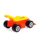 Автомобиль гоночный «Спорт Кар», цвета МИКС, фото 2