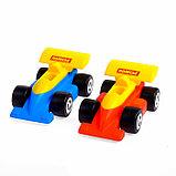 Автомобиль гоночный «Спорт Кар», цвета МИКС, фото 4