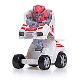 Робот инерционный «Авторобот», трансформируется при столкновении, цвета МИКС, фото 10