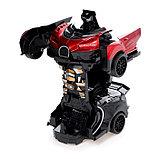 Робот инерционный «Широн», трансформируется при столкновении, цвета МИКС, фото 9