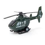 Вертолёт инерционный «Воздушный патруль», МИКС, фото 4