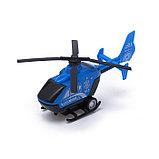 Вертолёт инерционный «Воздушный патруль», МИКС, фото 8
