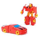 Робот-трансформер «Автобот», МИКС, фото 2