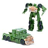 Робот-трансформер «Автобот», МИКС, фото 4