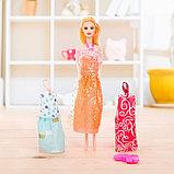Кукла модель «Арина» с летними нарядами и аксессуарами, МИКС, фото 6