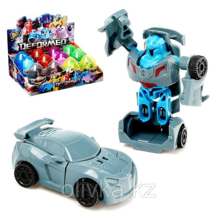 Робот-трансформер «Автобот-сюрприз», МИКС