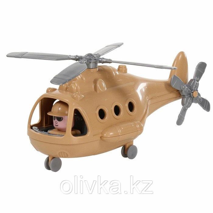Вертолёт военный «Альфа-Сафари» (в сеточке)