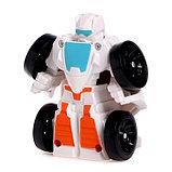 Робот-трансформер «Истребитель», мгновенная трансформация, фото 2