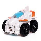 Робот-трансформер «Истребитель», мгновенная трансформация, фото 4