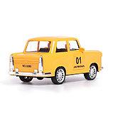 Машина инерционная «Такси», открываются двери, световые и звуковые эффекты, фото 3