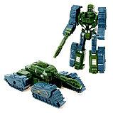 Робот-трансформер «Танк», цвета МИКС, фото 2