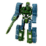 Робот-трансформер «Танк», цвета МИКС, фото 7