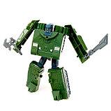 Робот-трансформер «Танк», цвета МИКС, фото 9