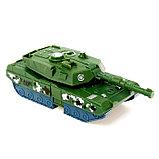 Робот-трансформер «Танк», цвета МИКС, фото 10