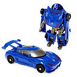 Робот-трансформер «Спорткар», МИКС, фото 2