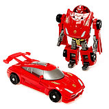 Робот-трансформер «Спорткар», МИКС, фото 3