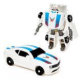 Робот-трансформер «Спорткар», МИКС, фото 4