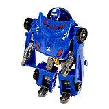 Робот-трансформер «Спорткар», МИКС, фото 7