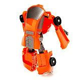 Робот-трансформер «Спорткар», МИКС, фото 6