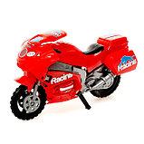 Робот-трансформер «Мотоцикл», цвета МИКС, фото 7