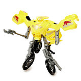 Робот-трансформер «Мотоцикл», цвета МИКС, фото 8